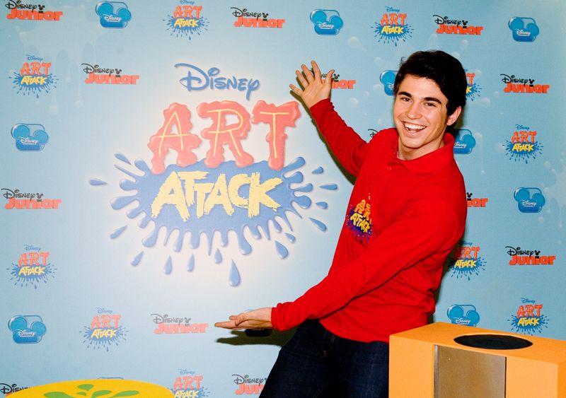 39 art attack 39 o el timo de la estampita glup - Videos de art attack manualidades ...
