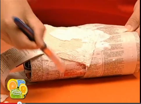 39 art attack 39 o el timo de la estampita glup - Cola para pegar papel ...