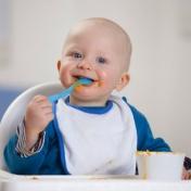 Baby led weaning y comidas de tarro