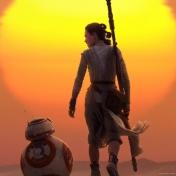 Star Wars: El despertar de la fuerza y la rima del espacio profundo