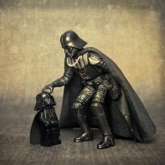 Progenitores de película para el día del padre