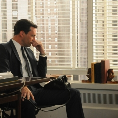 Mad Men: El equilibrio y el carrusel