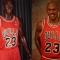 Michael Jordan de chocolate y otro de cera de la buena