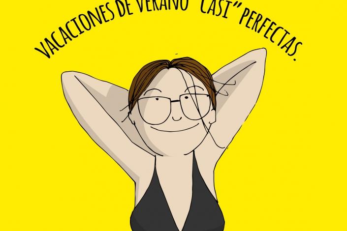 Madre Imperfecta: Vacaciones de verano