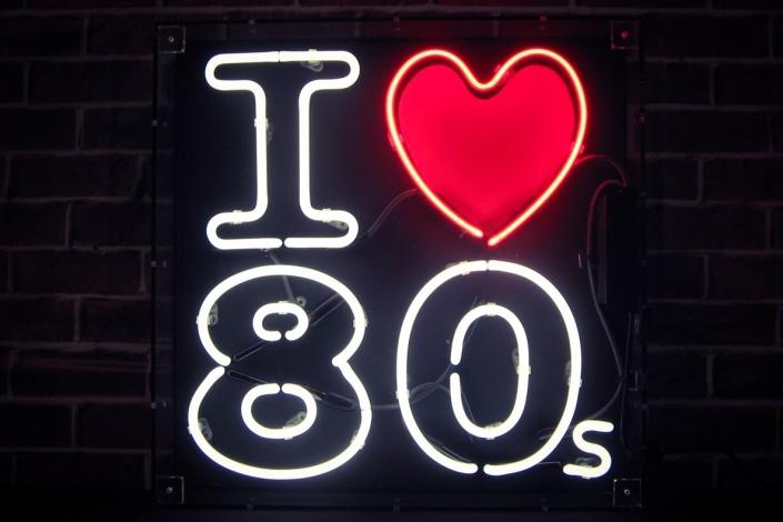 Aquellos maravillosos 80