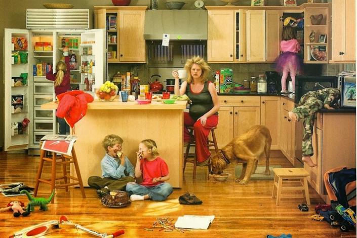 Gu a para el amo de casa vago s per vago glup - Casa limpia y ordenada ...