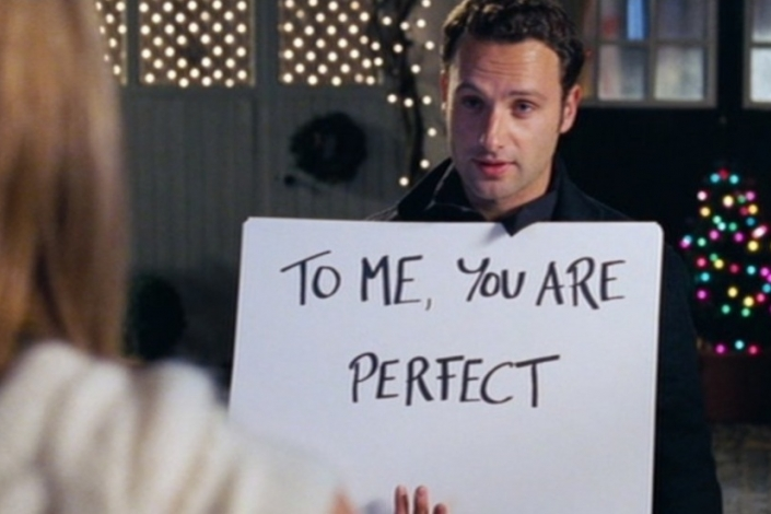 All I want for Christmas is Love Actually