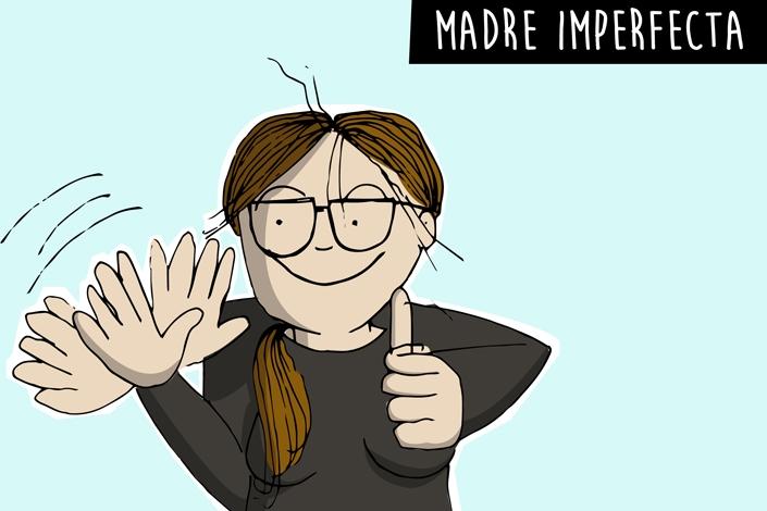 Madre Imperfecta: ¿Quién soy?