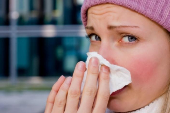 El primer resfriado de la temporada