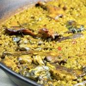 Hoy comemos en... Que si quieres arroz Catalina