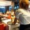 camareras en el steak 'n shake Madrid