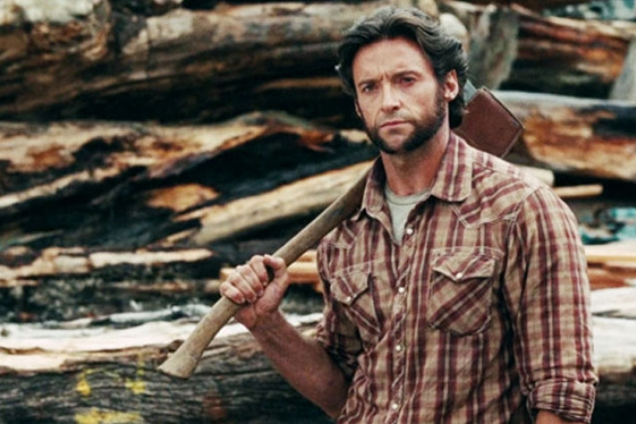 All I want for christmas is a lumbersexual