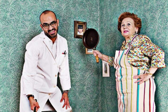 Tu abuela siempre cocinará mejor que tú