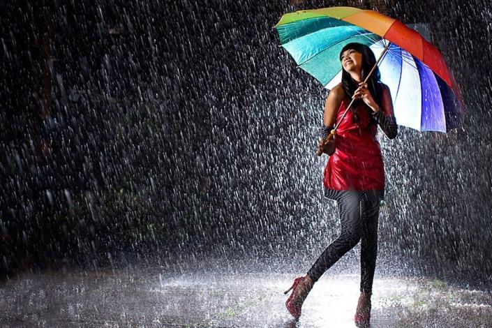 Odyssey in the rain